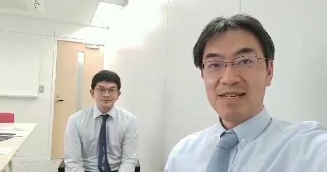 トシさんとリュウタロウさん