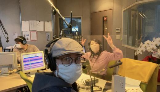 4/17(金) 「さおけろトーク」Aスタジオにてby けろちゃん(汐美真帆)