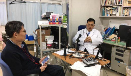 4月藤田亨先生との対談シリーズ