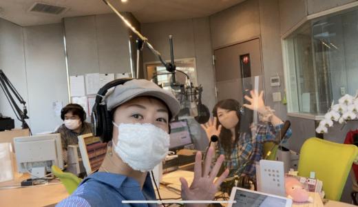 5/8(金) 「さおけろトーク」Aスタジオにてby けろちゃん(汐美真帆)