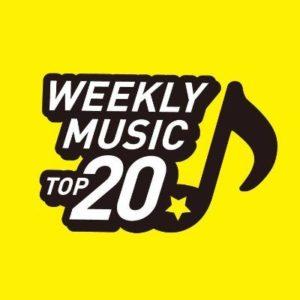 WEEKLY MUSIC TOP20