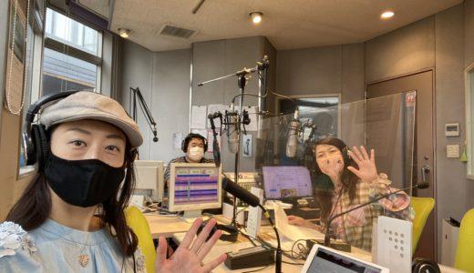 6/5(金) 「さおけろトーク」Aスタジオにてby けろちゃん(汐美真帆)