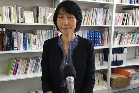 9月10月 明治薬科大学リベラルアーツ 駒田准教授