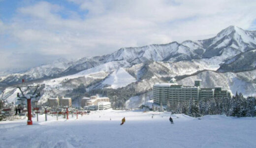 神立スノーリゾート・石打丸山スキー場ペアリフト券⛷プレゼント