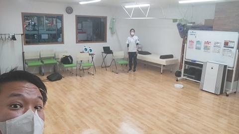 【まちかど探検隊!】4/27(火)健康運動教室アルゴ!by青木崇